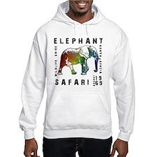 Elephant Safari Hoodie