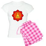 Sitting Lotus Women's Light Pajamas