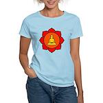 Sitting Lotus Women's Light T-Shirt