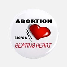 """STOP THE KILLING 3.5"""" Button (100 pack)"""
