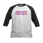 American Sweetheart Kids Baseball Jersey