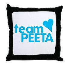 Hunger Games Throw Pillow