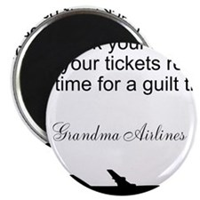 """Cute Get ready 2.25"""" Magnet (10 pack)"""
