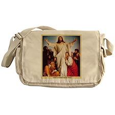 Christ Consolator Messenger Bag