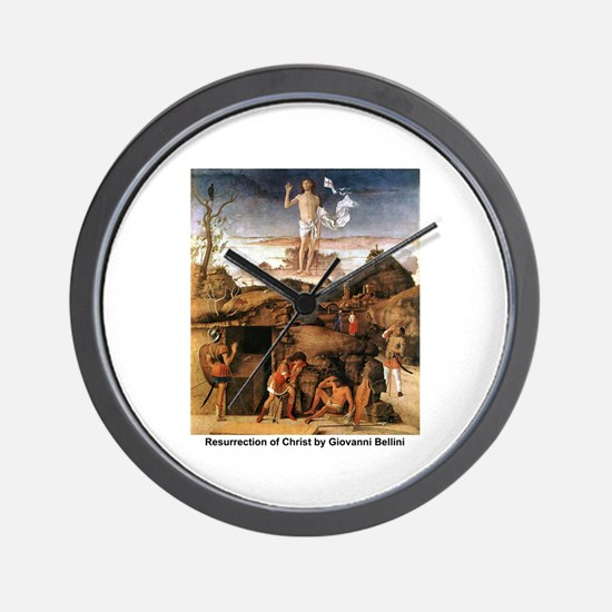 Resurrection of Christ Wall Clock