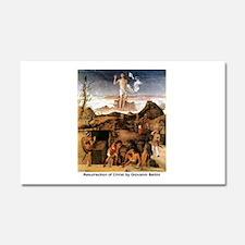 Resurrection of Christ Car Magnet 20 x 12