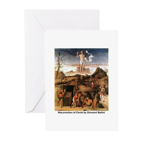 Resurrection of Christ Greeting Cards (Pk of 20)