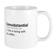 Consubstantial: One in being with my coffee