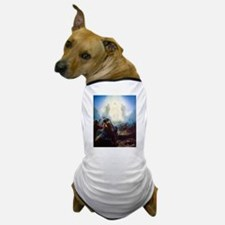 Jesus Christ Picture Dog T-Shirt