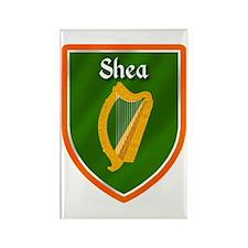 Shea Family Crest Rectangle Magnet