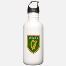 O'Reilly Family Crest Water Bottle