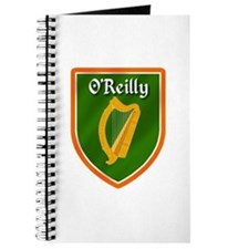 O'Reilly Family Crest Journal