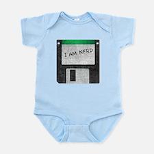 I AM NERD Infant Bodysuit