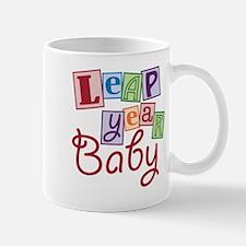Leap Year Baby Mug