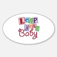 Leap Year Baby Decal