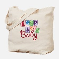 Leap Year Baby Tote Bag