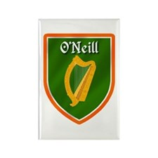O'Neill Family Crest Rectangle Magnet