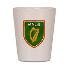 O'Neill Family Crest Shot Glass