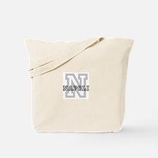 Letter N: Napoli Tote Bag
