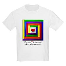 Quilt Square T-Shirt