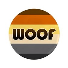 Bear 'Woof' Button 3.5