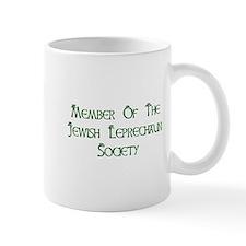 Jewish Leprechaun Society Mug