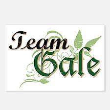Team Gale Postcards (Package of 8)