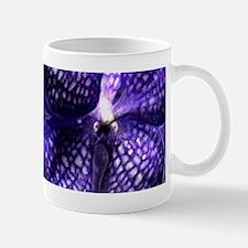 Blue Vanda Orchid Mug