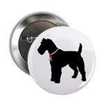 Fox Terrier Breast Cancer Support 2.25