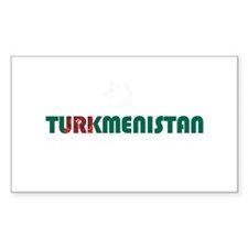 Turkmenistan Decal