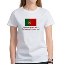Perfect Portuguese Princess Tee