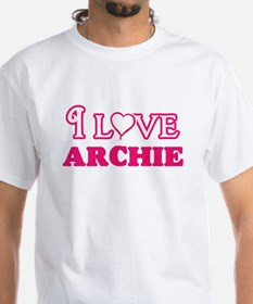 I Love Archie T-Shirt