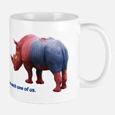 Hero Rhino Small Small Mug
