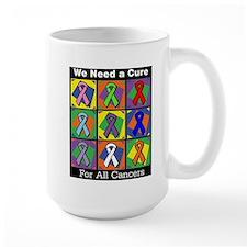 We Need a Cure Mug