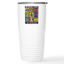We Need a Cure Travel Mug