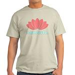 Namaste Lotus Light T-Shirt
