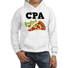 CPA Funny Pizza Hoodie
