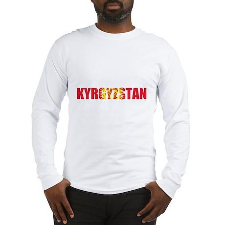 Kyrgyzstan Long Sleeve T-Shirt