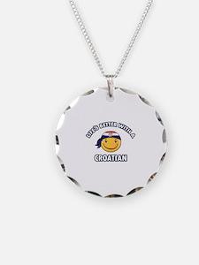 Cute Croatian designs Necklace