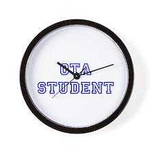 OTA student Wall Clock