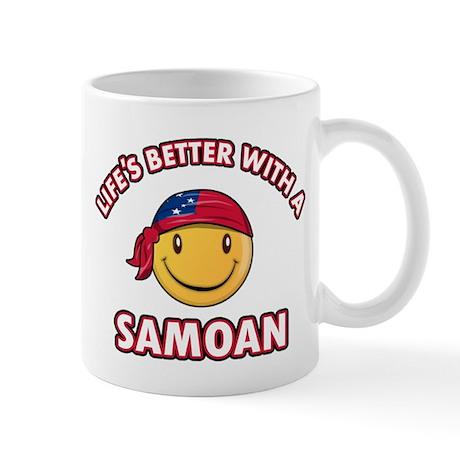 Cute Samoan design Mug