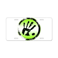 CON-TACT PARAGEAR Aluminum License Plate