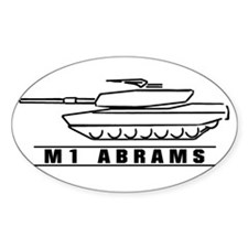 M1 Abrams Decal