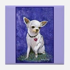 Chihuahua Si Tile Coaster