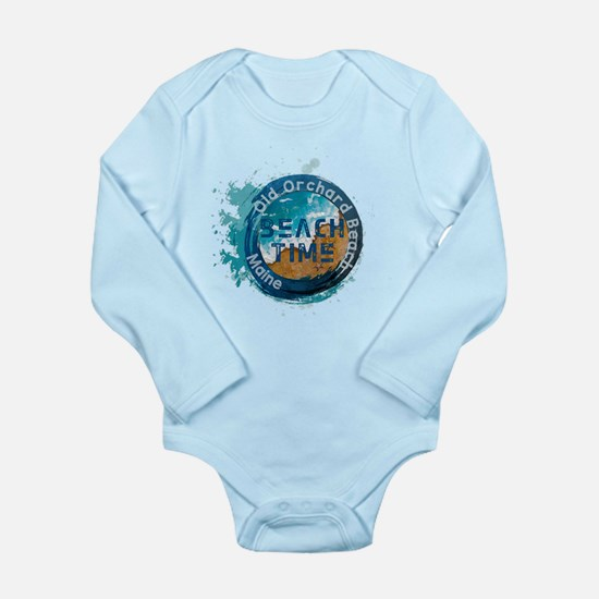 Maine - Old Orchard Beach Body Suit