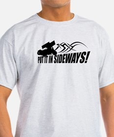 Sidways3 T-Shirt