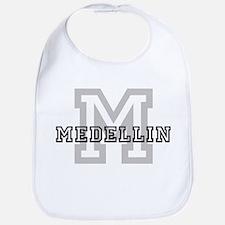 Letter M: Medellin Bib