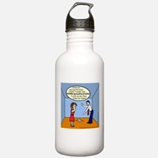 Wrong Lifting Qualification Water Bottle