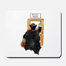 Vampire Treats Mousepad