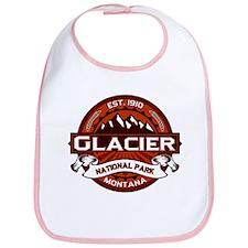 Glacier Crimson Bib